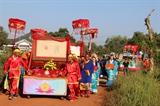 Độc đáo Lễ hội văn hóa du lịch Dinh Thầy Thím Bình Thuận