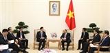 Thủ tướng Nguyễn Xuân Phúc tiếp Bộ trưởng Nông nghiệp Nông thôn Trung Quốc