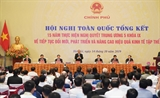 Премьер-министр Нгуен Суан Фук председательствовал на конференции посвященной коллективной экономике