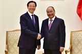 Премьер-министр Вьетнама принял министра сельского хозяйства и сельских дел Китая