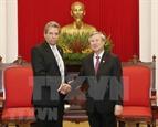 Вьетнам укрепляет отношения традиционной дружбы с Кубой