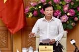 Вице-премьер Вьетнама председательствовал на заседании Национального комитета по борьбе с незаконным ловом морепродуктов