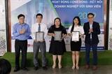 Ba dự án đạt giải nhất Cuộc thi ứng dụng trí tuệ nhân tạo trong đô thị thông minh