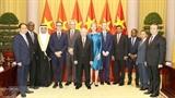 Вьетнам желает развивать отношения с другими странами