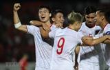 Вьетнам вернулся в Топ-15 сильнейших национальных сборных по футболу в Азии