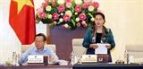 В Ханое закрылось 38-е заседание Постоянного комитета НС