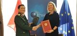 Вьетнам и ЕС подписали Рамочное соглашение об участии Вьетнама в деятельности по управлению кризисом ЕС