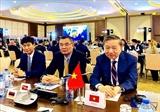 Вьетнам принял участие в совещании руководителей органов безопасности в России