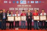 Cuộc thi  Siêu trí nhớ Việt Nam 2019