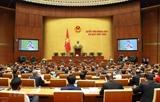В Ханое открылась 8-я сессия Национального собрания Вьетнама 14-го созыва