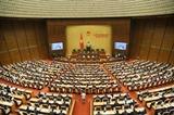 제14기 국회 제8차 회의 개막