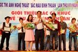 Trao giải Cuộc thi ảnh nghệ thuật Sắc màu Bình Thuận lần VII năm 2019