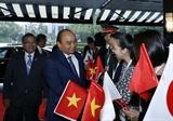 Премьер-министр Нгуен Суан Фук принял участие в церемонии вступления на престол Императора Японии