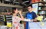 Церемония объявления об экспорте первой партии молочных продуктов на китайский рынок