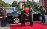 Делегация Минобороны РФ находится во Вьетнаме с рабочим визитом