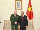 Вьетнам и Россия укрепляют сотрудничество в сфере обороны
