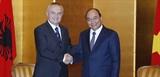 Thủ tướng Nguyễn Xuân Phúc tiếp song phương bên lề Lễ đăng quang của Nhà Vua Nhật Bản