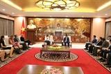 Hà Nội đẩy mạnh quan hệ hợp tác văn hóa với Hà Lan