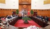 Việt Nam luôn coi Liên hợp quốc là một trong những ưu tiên trong chính sách đối ngoại của Việt Nam