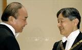 Le PM achève son séjour au Japon pour participer à lintronisation de lempereur Naruhito