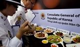 베트남에서 '김치나라의 음식문화