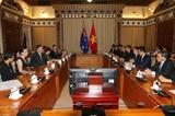 Renforcement de la coopération entre Ho Chi Minh-Ville et la Nouvelles-Galles du Sud