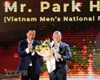 Сборной Вьетнама по футболу присвоено звание Лучшая мужская команда