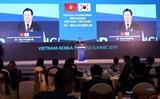 Phó Thủ tướng Trịnh Đình Dũng: Chính phủ luôn tạo điều kiện thuận lợi cho nhà đầu tư đến Việt Nam
