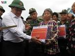 Вице-премьер Вьетнама потребовал эвакуировать население в безопасные места из-за тайфуна Накри