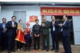 Ngày hội Đại đoàn kết toàn dân tộc cùng đồng bào huyện Mường Nhé tỉnh Điện Biên