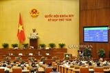 Вьетнамский парламент рассмотрел проект Закона о военном резерве человеческих ресурсов