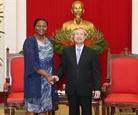Вьетнам и Мозамбик cодействуют развитию отношений сотрудничества
