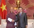 Укрепление сотрудничества между Вьетнамом и Бутаном в области аудита