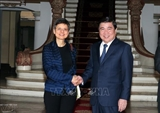 Promotion de la coopération entre la province dAnvers et HCM-Ville