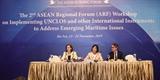 Hội thảo Diễn đàn Khu vực ASEAN (ARF) lần thứ hai về thực hiện Công ước Luật biển 1982 và các văn kiện liên quan