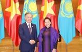 ベトナム・カザフスタン、地域と国際場裏で緊密に連携