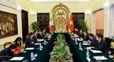 Вьетнам и Мьянма провели политические консультации на уровне Замминистра иностранных дел