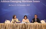 Активизация международного сотрудничества в сфере морской безопасности