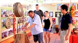 Triển lãm di sản văn hóa của cộng đồng các dân tộc ở Gia Lai và Bình Thuận