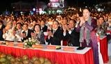 Khai mạc Lễ hội dừa Bến Tre với chủ đề Cây dừa trên đường hội nhập và phát triển bền vững