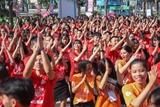 Hơn 1.000 bạn trẻ Đà Nẵng tham gia hoạt động Nhảy vì sự tử tế năm 2019
