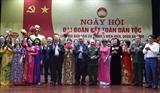 Thủ tướng Nguyễn Xuân Phúc dự Ngày hội Đại đoàn kết toàn dân tộc tại Phường Điện Biên Hà Nội