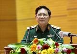 Генерал армии Нго Суан Лить принял участие в конференциях ADMM и ADMM