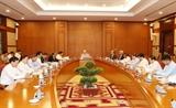Состоялось заседание Постоянного отдела Центрального руководящего комитета по борьбе с коррупцией
