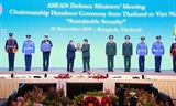 Việt Nam chính thức trở thành Chủ tịch ADMM và ADMM