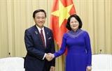 Расширяется сотрудничество между местностями Вьетнама и Японии