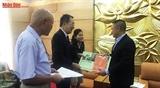 Укрепляется сотрудничество между Вьетнамом и Японией