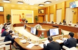 Chủ tịch Quốc hội Nguyễn Thị Kim Ngân chủ trì Phiên họp lần thứ nhất Ban Chỉ đạo quốc gia Ban Tổ chức AIPA 41