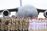 Во Вьетнаме прошла церемония проводов работников 2-го полевого госпиталя 2-го уровня в Южный Судан