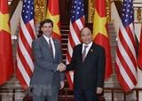 Le PM vietnamien affirme attacher dimportance au partenariat intégral avec les États-Unis